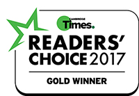 Readers Choice Gold 2018